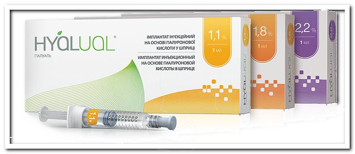 Hyalual® (Гиалуаль)