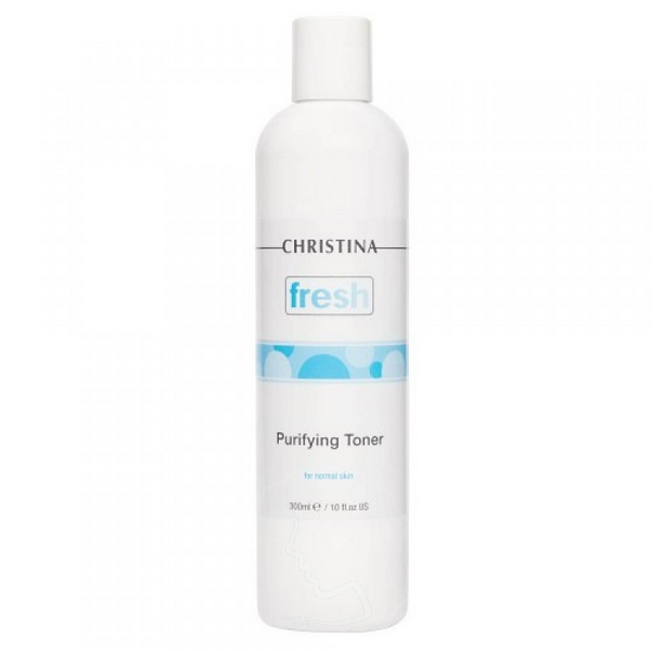 istina Purifying Toner for Normal Skin with Geranium