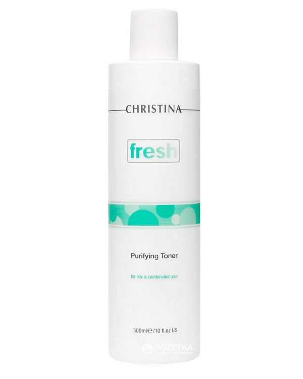 Christina Purifying Toner for Oily Skin with Lemongrass