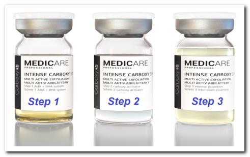шаги карбокситерапии